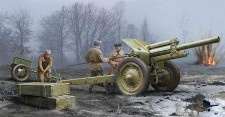 Trumpeter 752343 Sowjetische 120 mm Howitzer 1938 M-30