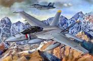 Trumpeter 753205 F/A-18F Super Hornet