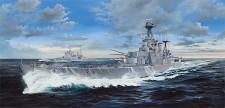 Trumpeter 753710 HMS Hood Battleship  03710