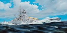 Trumpeter 753714 German Battleship Gneisenau