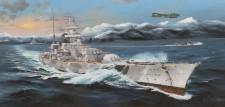 Trumpeter 753715 German Battleship Scharnhorst