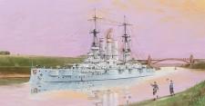 Trumpeter 755355 Schleswig-Holstein Battleship 1908