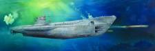 Trumpeter 756801 DKM U-Boat Type VIIC U-552 06801