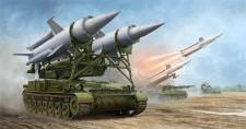 Trumpeter 759523 2K11A TEL mit 9M8M Rakete 'KRUG a'