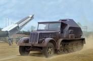 Trumpeter 759537 Sd.Kfz. 7/3 Half-Track Artillery Tractor