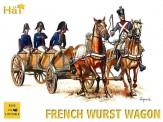 HäT - Hat Toy Soldiers 8102 Napoleonic Wurst Wagen