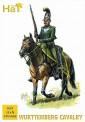 HäT - Hat Toy Soldiers 8175 Napoleon Württembergische Kav.