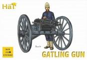 HäT - Hat Toy Soldiers 8179 Britisches Maschinengewehr