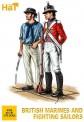 HäT - Hat Toy Soldiers 8325 Britische Marinesoldaten und Matrosen