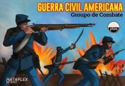 HäT - Hat Toy Soldiers 8333 Amerikanischer Bürgerkrieg