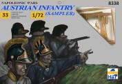 HäT - Hat Toy Soldiers 8338 Österreichische Infanterie