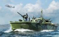 Merit 364801 Elco 80 Torpedo Boot