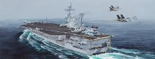 Merit 365306 CV67 USS John F. Kennedy