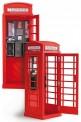 Artesania Latina 900320 Londoner Telefonzelle