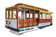 Artesania Latina 900330 San Francisco Cable-Car  20330