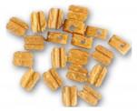 Artesania Latina 908511 Einfach-Block, Buchsbaum, 3 mm