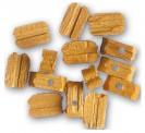 Artesania Latina 908515 Einfach-Block, Buchsbaum, 7 mm