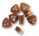 Artesania Latina 908529 Dreieckige Jungfer, 5 mm
