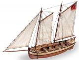 Artesania Latina 909015 Langboot der HMS Endeavour