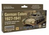 Vallejo 71205 Deutsche Farben 1927-1941, Militär