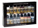 Vallejo 71208 Deutsche Farben, WWII, Europa und Afrika