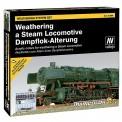 Vallejo 73099 Set: Alterung einer Dampflok, 9 x 17 ml