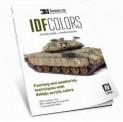 Vallejo 75017 Buch Bemalung IDF Colors