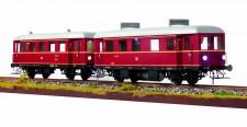Hansen Trains 800175 DB Triebwagen VT 75 mit Beiwagen Ep.3