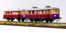 Hansen Trains 800176 DR Triebwagen VT 75 mit Beiwagen Ep.3