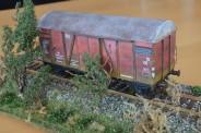 Hansen Trains 80021 Bahnhofswagen