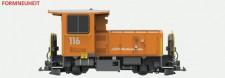 ESU 30490 RhB Diesellok TM 2/2 116 lang Ep.6