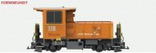 ESU 30492 RhB Diesellok TM 2/2 119 lang Ep.6