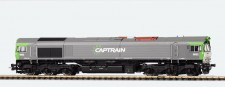 ESU 31057 Captrain Diesellok Class 66 Ep.6