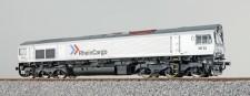 ESU 31282 RheinCargo Diesellok Class 66 Ep.6