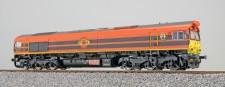 ESU 31287 Rail Feeding Diesellok Class 66 Ep.6