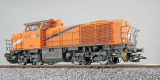 ESU 31303 Northrail Diesellok G1000 Ep.6
