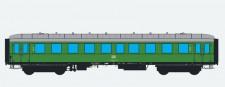 ESU 36133 DB Personenwagen 2.Kl. Ep.4