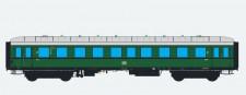 ESU 36140 DB Personenwagen 2.Kl. Ep.3