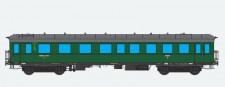 ESU 36146 DRG Personenwagen 2./3.Kl. Ep.2
