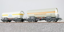 ESU 36524 DB Gaskesselwagen-Set 2-tlg Ep.3