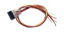 ESU 51951 Buchse 6-polig NEM 651 mit Kabel