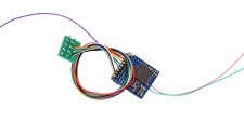 ESU 59220 LokPilot 5 FX DCC 8-pin NEM652