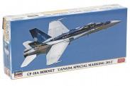 Hasegawa 602047 CF 18A Hornet Canada US