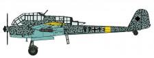 Hasegawa 602275 Focke-Wulf FW 189A- 1/2 Aufklärung