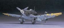 Hasegawa 609054 JU87 G-2 Stuka RUDEL