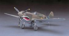Hasegawa 609086 P-40 E Warhawk USAAF
