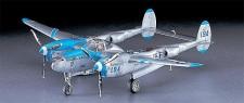 Hasegawa 609101 P-38J Lightning