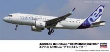 Hasegawa 610823 Airbus A320neo  'Demonstrator'