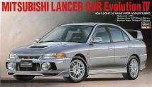 Hasegawa 620257 Mitsubishi Lancer GSR Evolution IV