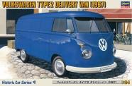 Hasegawa 621209 VW T1/2 Kasten 1967